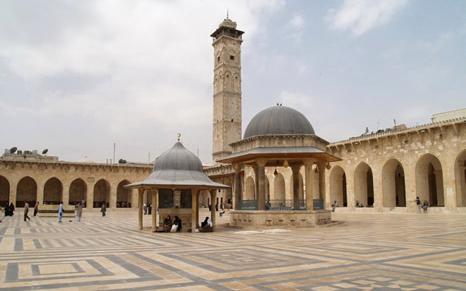 3م جامع حلب الكبير
